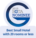 Best Small Hotel Logo 2